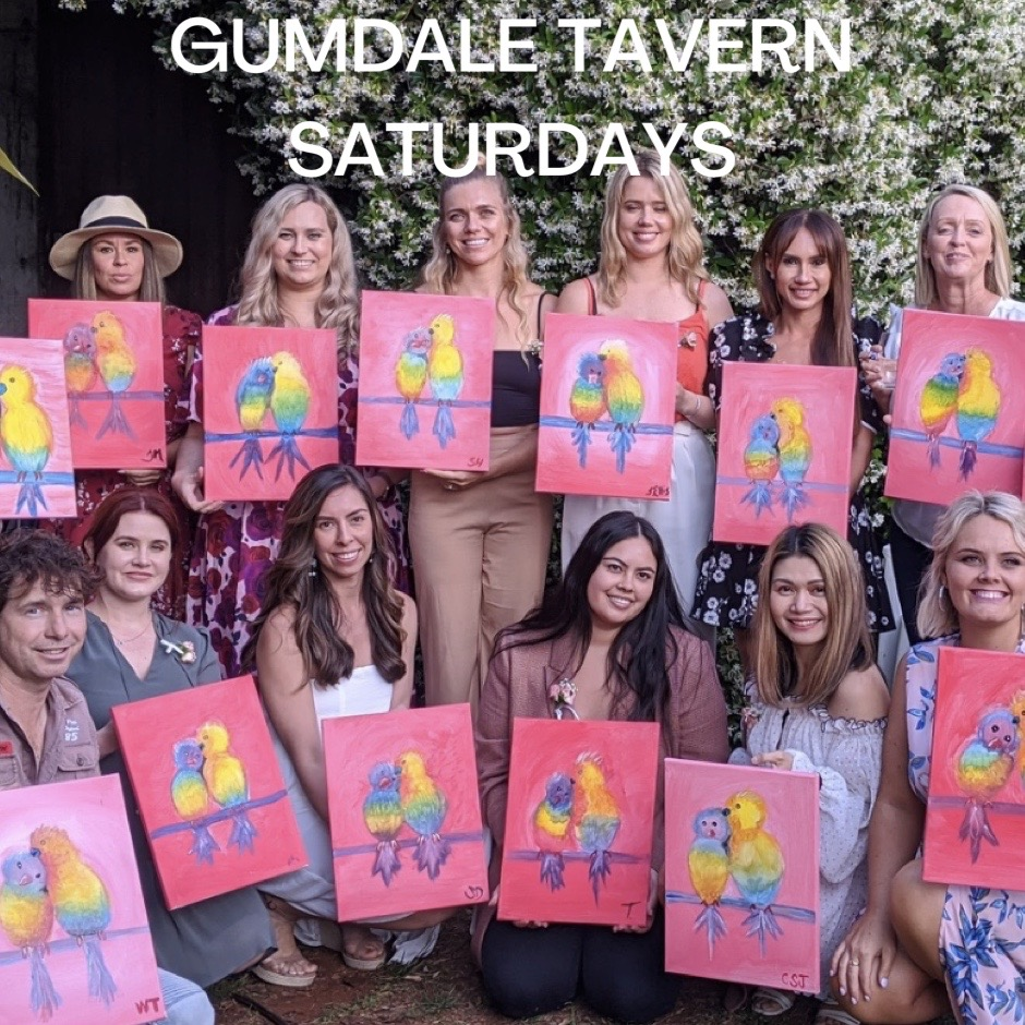 Gumdale Tavern Paint and Sip